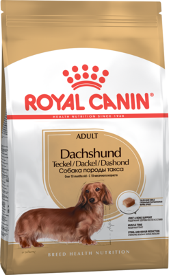 Royal Canine Dachshund Adult сухой корм для взрослых собак породы такса (Роял Канин Такса Эдалт)