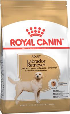Royal Canine Labrador Retriever Adult сухой корм для взрослых собак породы лабрадор-ретривер (Роял канин Лабрадор-ретривер Эдалт)