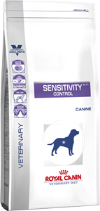 Royal Canine Sensitivity control SC21 с уткой Диета для собак при пищевой аллергии или непереносимости