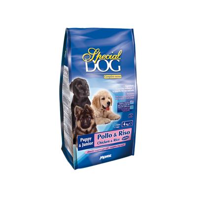 Monge Special Dog курица/рис, корм для щенков всех пород