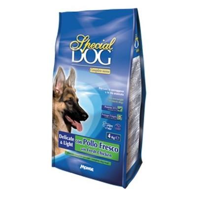 Special Dog нежный и легкий корм для собак со свежей курицей, 4 кг