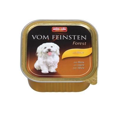 Animonda с кроликом Vom Feinsten Forest консервы для собак, 150 гр. х 22 шт.