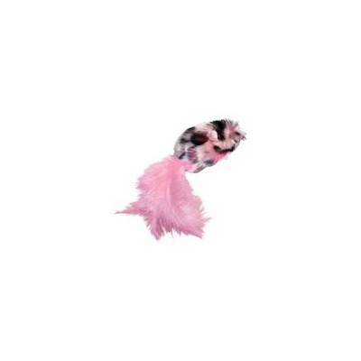 """Kong """"Мышка-полевка"""" игрушка для кошек с кошачьей мятой+баночка с мятой"""