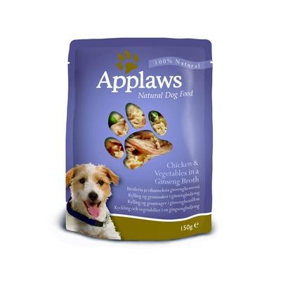 Applaws паучи для собак с курицей и овощным ассорти, 150 гр