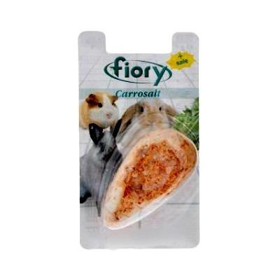 Fiory био-камень для грызунов в форме моркови, 90 гр.