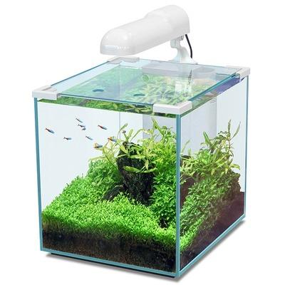 Аквариум AQUATLANTIS «Nano Cubic 30», 30 литров, цвет белый