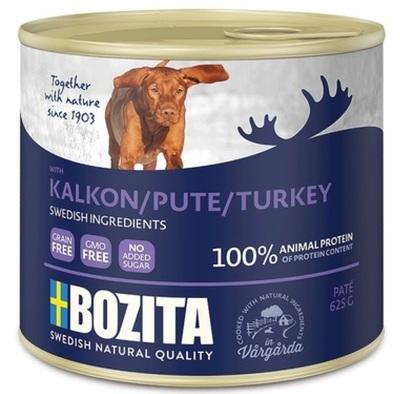 Bozita паштет с индейкой, 635 гр.