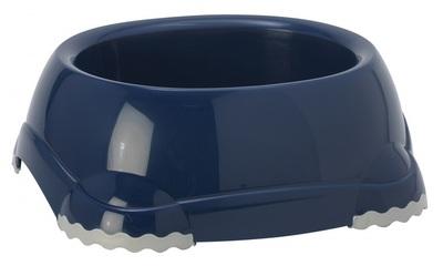 Moderna миска на нескользящих резиновых ножках Smarty, синяя
