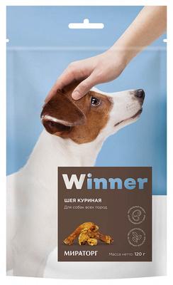 """Куриные шеи """"Winner"""", Мираторг, 120 гр. (фото)"""