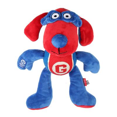 Gigwi Собака с теннисным мячом и пищалкой 28 см арт.75465