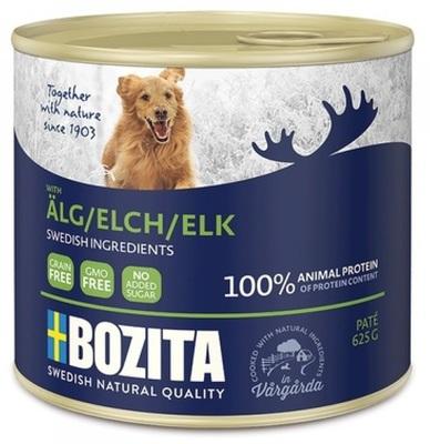 Bozita паштет с лосем, 635 гр.