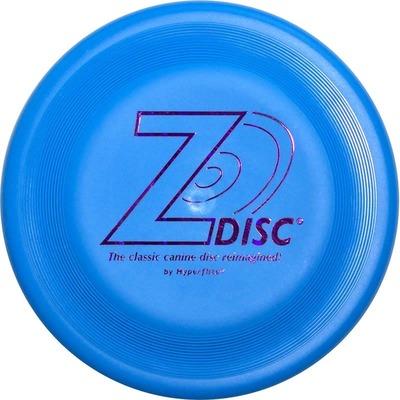 Z-Disc фризби-диск Z-Диск улучшенный соревновательный стандарт, большой диск антиблик, цвет голубой