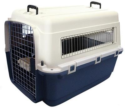 Triol пластиковая переноска для кошек и собак Premium Extra Large, размер 90х60х68 см (фото)