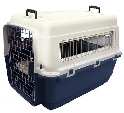 Triol пластиковая переноска для кошек и собак Premium Giant, размер 100х67х75 см (фото)