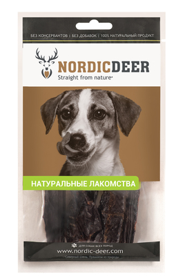 Nordic Deer Селезенка баранья 40гр