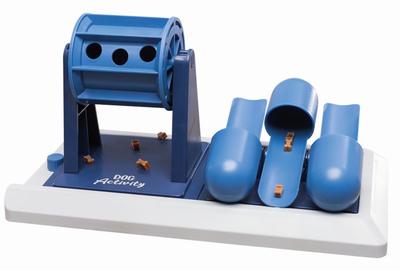 Trixie Развивающая игрушка для собак Poker Box Vario 2, 32х17 см (фото)