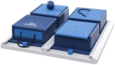 Trixie Развивающая игрушка Poker Box, 31х10х13 см (фото)