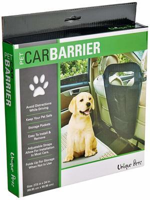 Unique Petz Car Barrier барьер на переднее сиденье (фото)
