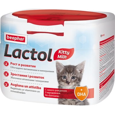 Beaphar Lactol Kitty Milk Молочная смесь для котят (фото)