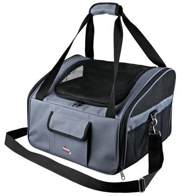 Trixie сумка-переноска на сиденье автомобиля, 44*30*38 см (фото)