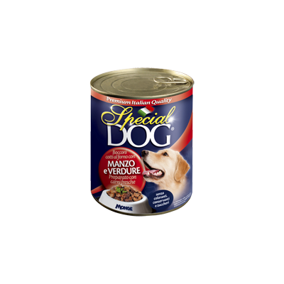 Monge Special Dog кусочки телятины, 400 гр.
