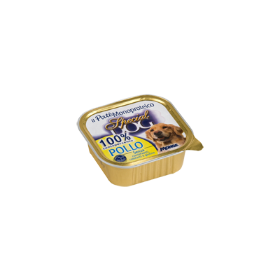 Monge Special Dog паштет из 100% мяса курицы 300 г