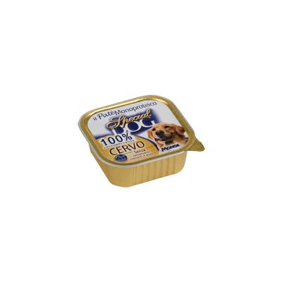 Monge Special Dog паштет из 100% мяса оленины 300 г
