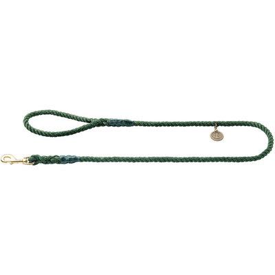 Hunter канатный поводок List, цвет оливковый (фото)