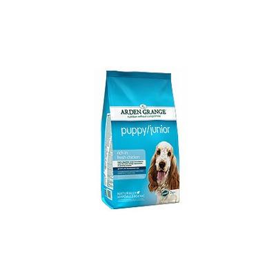 Arden Grange Puppy/Junior – сухой корм для щенков и молодых собак.