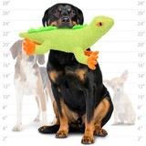 Mighty супер прочная игрушка для собак из микрофибры Ящерица Линк, прочность 9/10, Microfiber Lizard