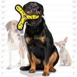 Tuffy супер прочная игрушка для собак Бумеранг, желтый, прочность 8/10, Ultimate Bowmerang Yellow Bone