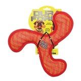 Tuffy супер прочная игрушка для собак Бумеранг, красный, прочность 9/10, Boomerang ZigZag Red/Red