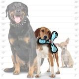 Tuffy супер прочная игрушка для собак Бумеранг малый, голубой камуфляж, прочность 8/10, Jr Bowmerang Camo Blue
