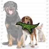 Tuffy супер прочная игрушка для собак Динозавр Тиранозавр Рекс, малый, прочность 7/10, Jr Dinosaurus T-Rex