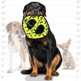 Tuffy супер прочная игрушка для собак Тройное кольцо, желтый, прочность 9/10, Ultimate 3WayRing Yellow Bone