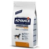 Advance сухой корм для собак малых пород при ожирении, Weight balance mini