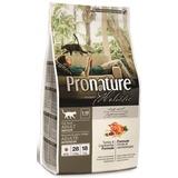 Pronature Holistic Корм для взрослых кошек, индейка с клюквой