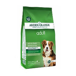 Arden Grange ягненок и рис для взрослых собак Adult rich in lamb & rice