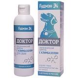 Гудмэн Шампунь ДОКТОР от перхоти и антигрибковый с климбазолом для собак