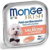 Monge Dog Fresh консервы для собак лосось 100г