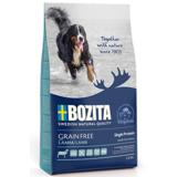 Bozita GRAIN FREE, Lamb 23/12 БЕЗЗЕРНОВОЕ питание для взрослых собак с нормальным уровнем активности. МЯСО ЯГНЕНКА