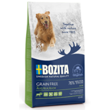Bozita GRAIN FREE, Elk, 26/16 БЕЗЗЕРНОВОЕ питание для взрослых собак с нормальным уровнем активности с мясом лося.