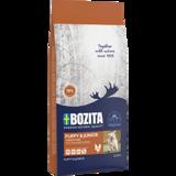 BOZITA Puppy & Junior Wheat Free 25/13 для щенков и юниоров всех пород, беременных и кормящих сук для чувствительных собак. НЕ СОДЕРЖИТ ПШЕНИЦУ