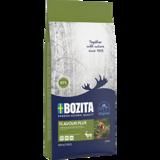 BOZITA Flavour Plus 23/12 для взрослых собак с нормальным уровнем активности с ОЛЕНЕМ. Для привередливых собак.