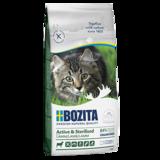 Bozita Active & Sterilized GRAIN FREE Lamb, БЕЗЗЕРНОВОЕ сухое питание для активных стерилизованных взрослых и растущих кошек С МЯСОМ ЯГНЕНКА
