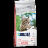 Bozita Large WHEAT FREE Salmon, сухое питание для взрослых и растущих кошек крупных пород С ЛОСОСЕМ. НЕ СДЕРЖИТ ПШЕНИЦУ.