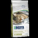 Bozita Indoor&Sterilized сухое питание для взрослых и растущих кошек домашних кошек, стерилизованных кошек, С МЯСОМ КУРИЦЫ.