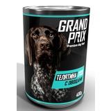 Grand Prix Консервированный корм для собак нежное суфле телятина с овощами 400 гр