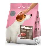 Winner Полнорационный корм из говядины для взрослых собак мелких пород