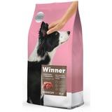 Winner Полнорационный корм с говядиной для взрослых собак средних пород